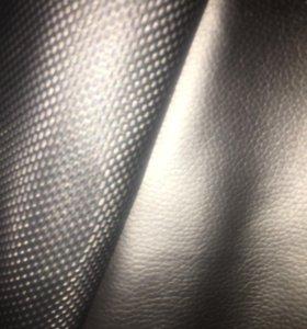 Новая перетяжка сидения  на Сузуки djebel