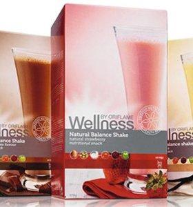 Коктейль для похудения Wellness