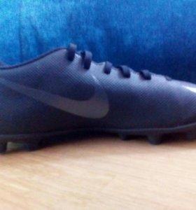 Бутсы Nike Mercurial vapor 12 club fg/mg