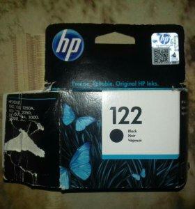 Картридж для принтера HP черный