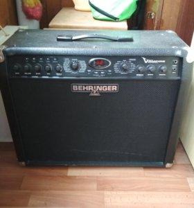 Комбоусилитеть гитарный 120 Вт
