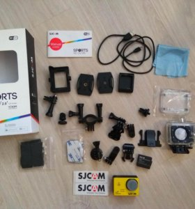 Sjcam SJ5000 Wi-Fi экшен камера 1080 Full HD