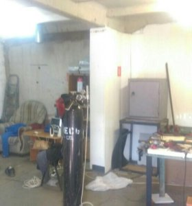 Гараж , сварочная мастерская