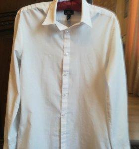 Рубашка на юношу