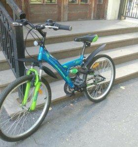 Надёжный скоростной велосипед