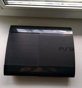 PlayStation 3 super slim+игра Call of Duty