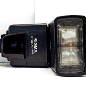 Sigma EF 500 DG Super for Nikon - Б/У