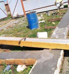 Желоб для приёма бетона