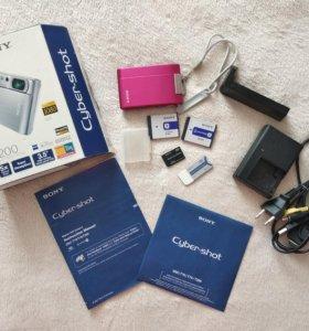 Фотоаппарат Sony Cyber-shot DSC-T200