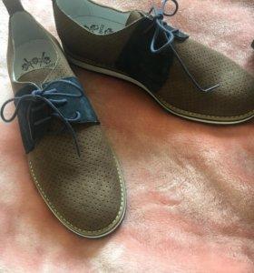 Туфли мужские(новые)