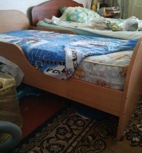 Кровать дошкольника