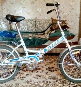 Велосипед складной Stels