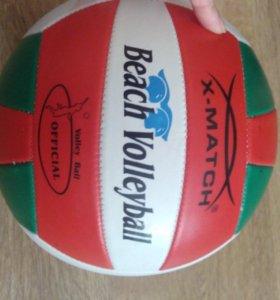Новые мячи волейбольные