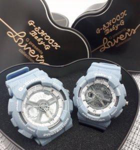 Часы g-shock и CK