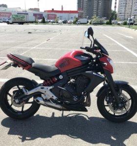 Kawasaki er6n abs 2013