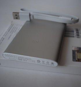 Xiaomi Mi Power Bank 5000мАч и 10000мАч