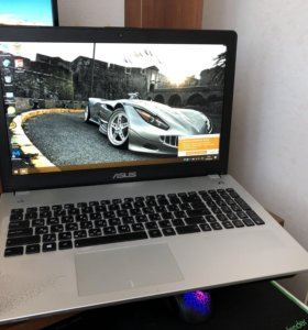 ASUS N56JR-CN182H игровой ноутбук