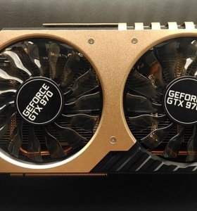 Palit GeForce GTX 970 JetStream 4GB 256 Bit
