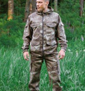 Летний костюм Storm2 Серый мох