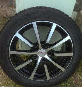 Зимние колеса r17