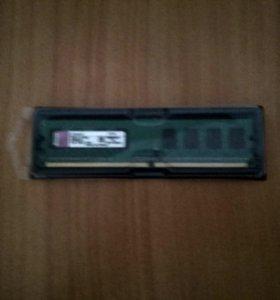 Оперативная память на 1 GB DDR 2 Kingston®