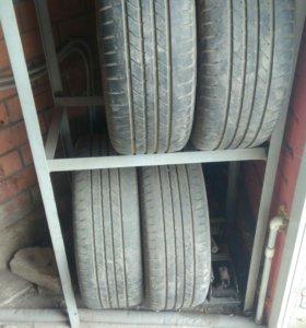 Продам колёса R16, пружины задние классика