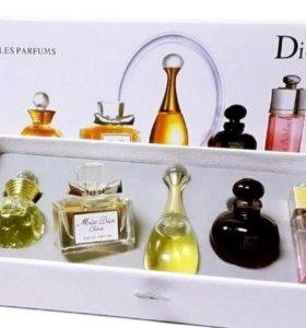 Набор Dior 5в1