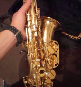 Саксофон Trevor James Classic