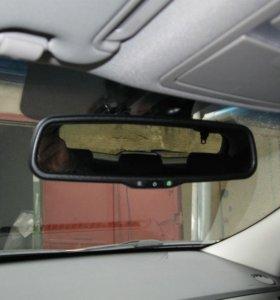 Зеркало монитор 4.3, в штатное место