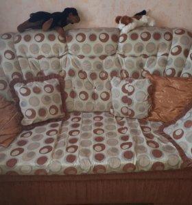 2 дивана