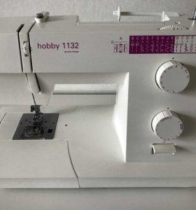 Швейная машина Pfaff Hobby 1132 + подарок.