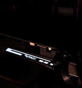 Видеокарта GTX 1080 SuperJetStream Palit