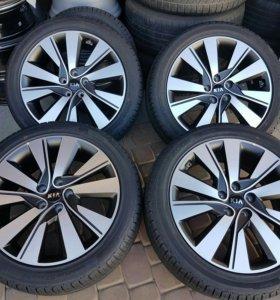 Kia Sportage New 19 колеса
