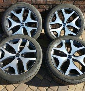 Kia Sportage GT-Line R19 колеса