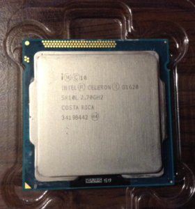 Intel Celeron G1620 (LGA1155)