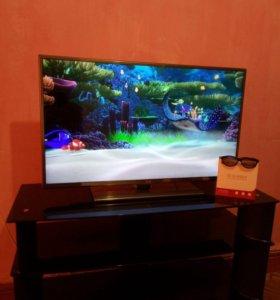 Телевизор LG 39LB650V 3D