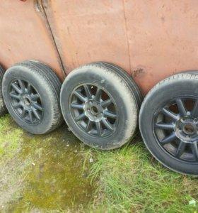 Литые диски VW, AUDI, SKODA.