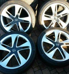 Opel Astra JTC R20 колеса