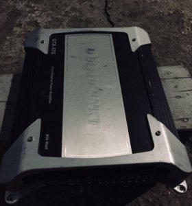 Автомобильный усилитель Blaupunkt GTA 475