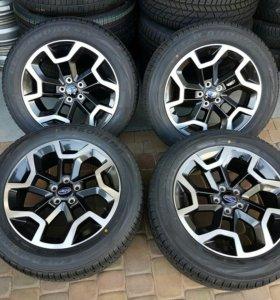 Subaru Forester XV 17 колеса