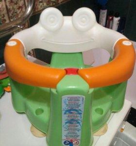 Сиденье для купания OK BABY CRAB