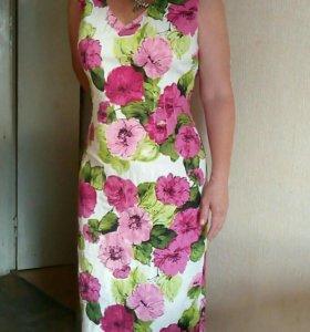 Платье D&G летнее