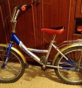 Детский/подростковый велосипед