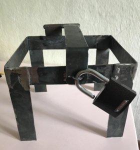 Защитный замок для аккумуляторов