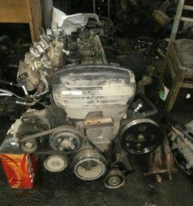 Двигатель 4AGE в разбор