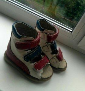 Детские сандали, ортопедические фирмы Ortuzzi
