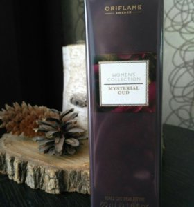 Т/в Oriflame Mysterial oud Wonen's collection