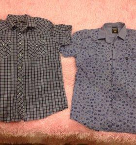 Мужские рубашки L