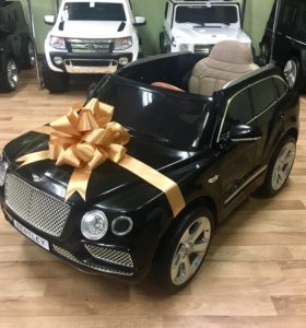 Электромобиль Bentley Bentayga