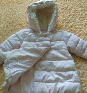 Пальто на1-2 года